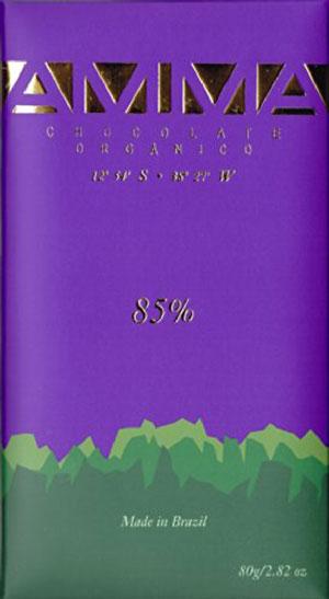 Amma Chocolade 85 procent