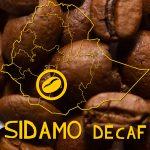 Sidamo decaf koffiebonen
