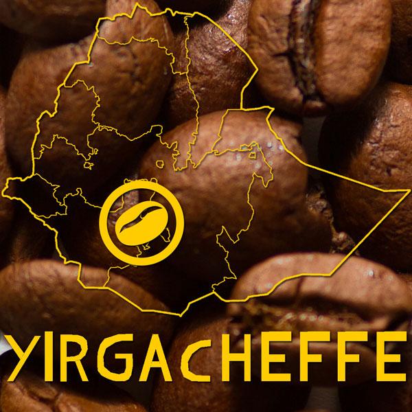 Yirgacheffe Koffiebonen