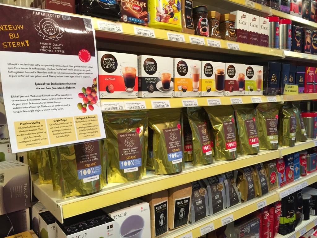 Sterk Amsterdam Assortiment Harar Coffee