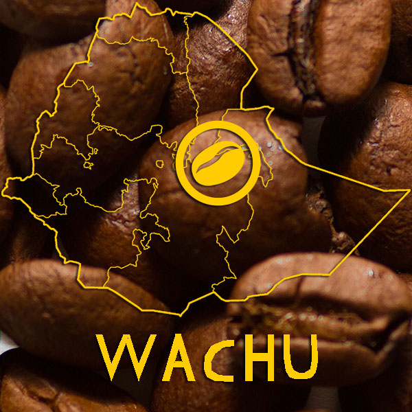 wachu koffie bonen